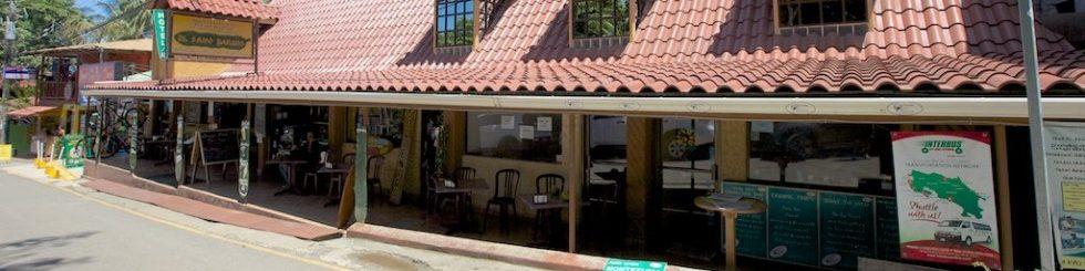 Sano Banano Beachside Hotel  Restaurant Montezuma Costa Rica